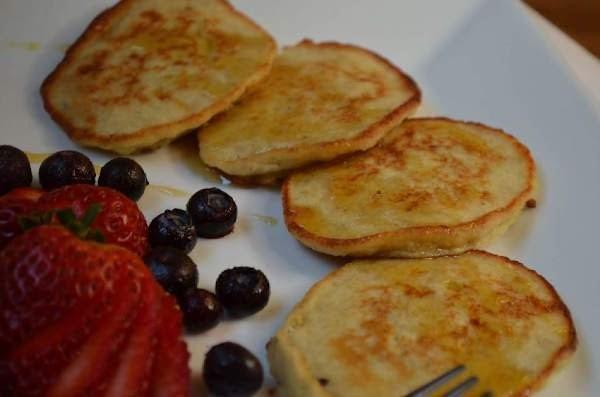 3 Ingredient Banana Pancakes Gluten Free Recipe