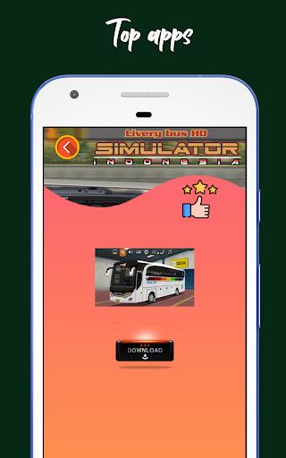 Livery Bus HD Simulator Indonesia 1.2 screenshots 3
