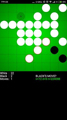 20kb的黑白棋