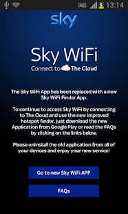 Sky WiFi- screenshot thumbnail
