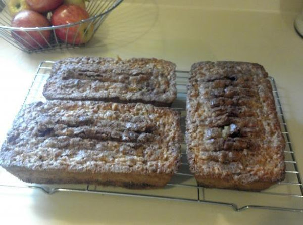 Hot Sin Apple Bread Recipe
