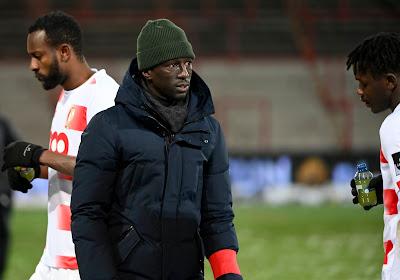 """Leye satisfait : """"J'ai vu de l'abnégation chez mes joueurs"""""""