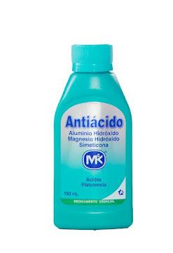 Antiácido MK Sus. Oral Fco.