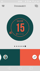 DressWatch Watch Face v2.0.6