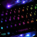 LED Flash Keyboard Background icon