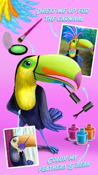 Jungle Animal Hair Salon APK screenshot thumbnail 5