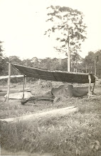 Photo: Dez 1968 - Obús 8,8 - Mata do Maiombe - Chimbete - Cabinda - Angola