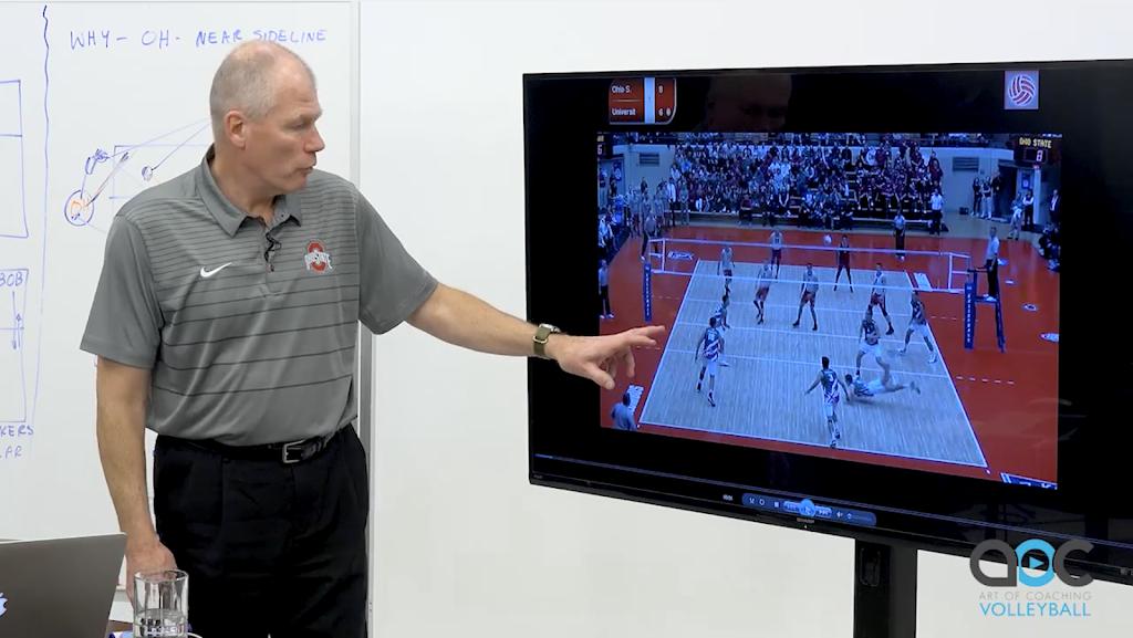 Pete Hanson Men's Volleyball Head Coach Certification