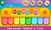 Aplikacje Piano Kids - Music & Songs (apk) za darmo do pobrania dla Androida / PC/Windows screenshot