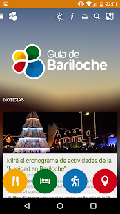 Bariloche Guide - Official - náhled