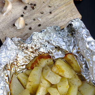 Simple Grilled Potato Packets