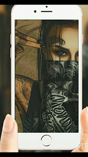 Gangsta Wallpapers HD - náhled