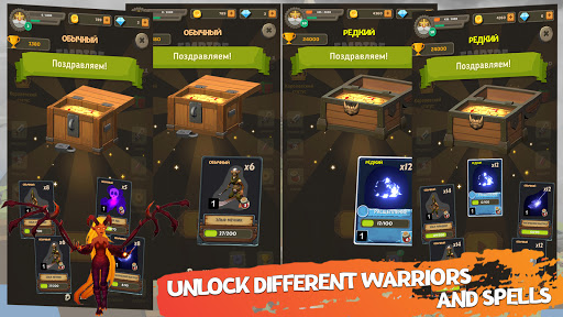 Defender: Tower Defense android2mod screenshots 2