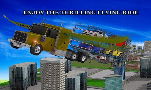 フライングトラック:車のトランスポーター