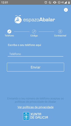 abalarMóbil screenshot 1