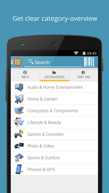 PriceSpy compare prices & shop Android App Screenshot