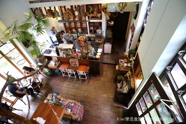 台中BUKA這一隻熊 森林系療癒咖啡館 簡餐,咖啡,雜貨 超好拍秘境花園