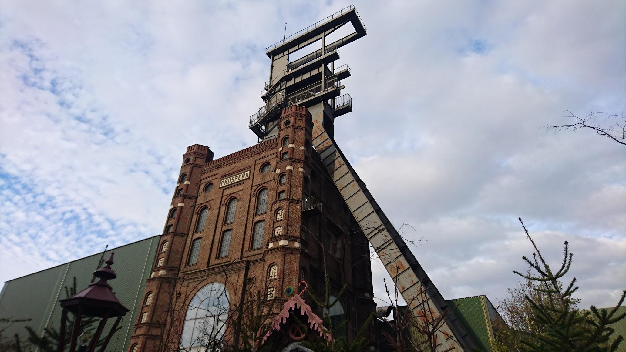 Zeche Prosper II Bottrop Malakoffturm