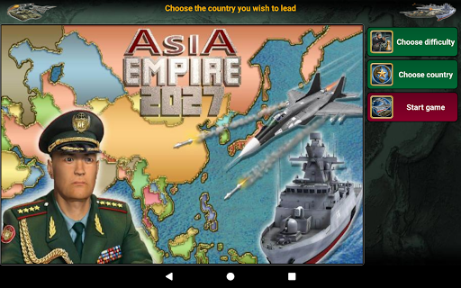 Asia Empire 2027 screenshots 17