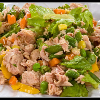 Canned Tuna Salad.