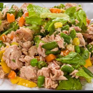 Canned Tuna Lettuce Salad Recipes.