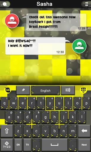 Craft Mines keyboard