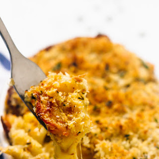 Baked Pumpkin Mac and Cheese (Vegan)