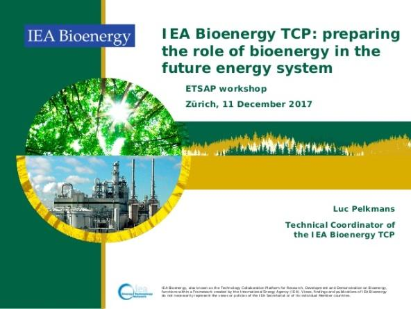 Image result for IEA Bioenergy TCP