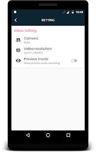 Third Eye – Smart Video Recorder App Download For Android 2
