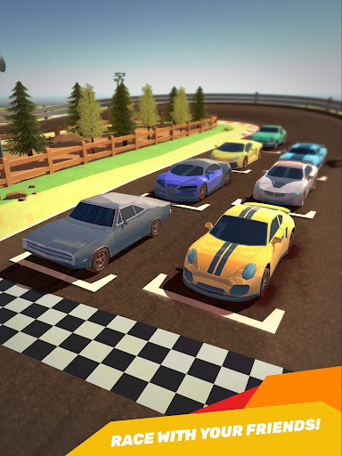 Racing Clash Super Circuit - Free race games modavailable screenshots 14