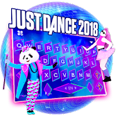 Just Dance 2018 Kika Keyboard