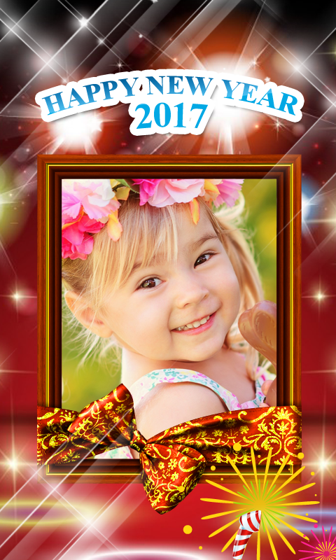 Happy New Year Frames 2017 - Android Apps on Google Play