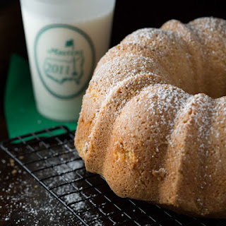 Augusta National Sour Cream Pound Cake.
