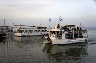 Photo: Booze Cruise at Lake Kinneret