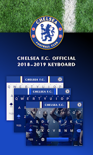 Chelsea FC Official Keyboard 1