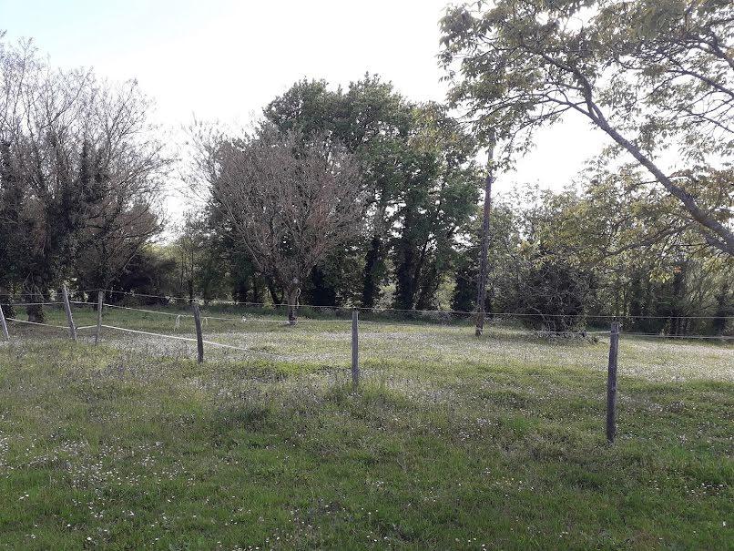 Vente terrain à batir  2156 m² à Saint-Cernin-de-Labarde (24560), 24 000 €