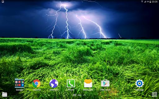 玩個人化App|風暴壁紙4K免費|APP試玩