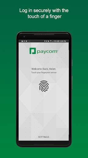 Paycom 5.3.10 screenshots 1