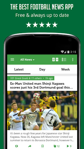 Football News - Sportfusion