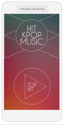 Hit Kpop Music - screenshot