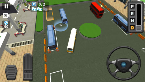 Bus Parking King apkmr screenshots 9