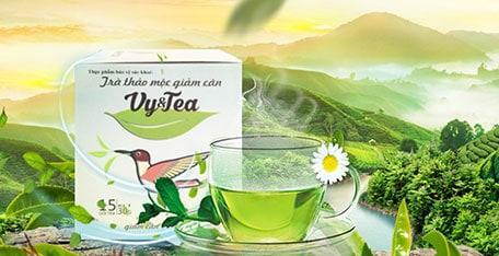 Trà giảm cân vy&tea HAVYCO lựa chọn hoàn cho mọi người tiêu dùng