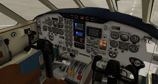 x-plane] Embraer 110 XP11 by DreamFoil Creation-Optimized