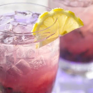 Blueberry Hard Lemonade.