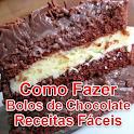 Bolo de Chocolate Brasil icon
