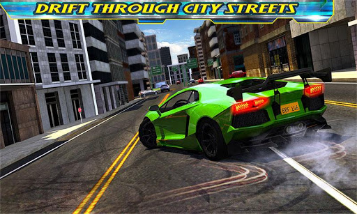 City Drift Racer 2016 screenshot 1