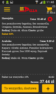 MaxiPizza - náhled