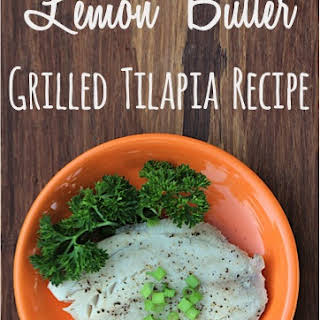 Grilled Tilapia.