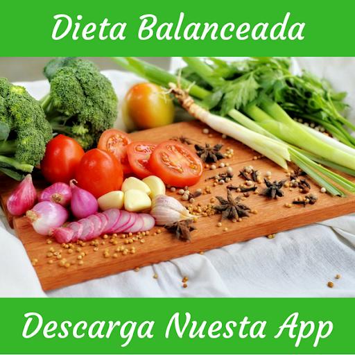 Dieta balanceada - Menú equilibrado screenshot 1