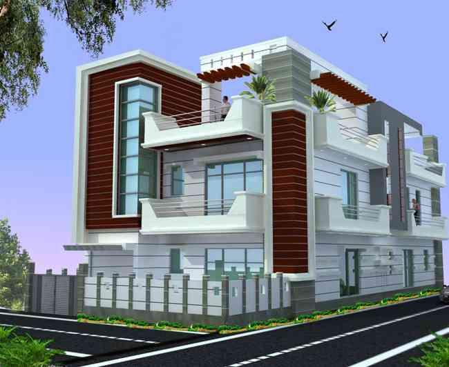 3d home design ideas android apps on google play for Exterior 3d design